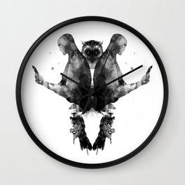 Watchmen Wall Clock
