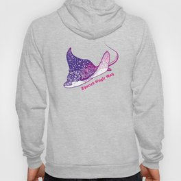 Spotted Eagle Ray IV Hoody