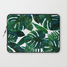 Perceptive Dream || #society6 #tropical #buyart Laptop Sleeve