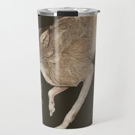The Wolf and Rose Hips Travel Mug