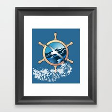 Albatross Framed Art Print