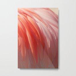 Flamingo #12 Metal Print