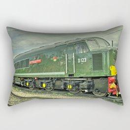 Peaky Dazzler Rectangular Pillow