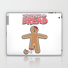 The Walking Bread  Laptop & iPad Skin