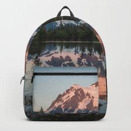 Cascade Sunset - Mt. Shuksan - Nature Photography Backpack