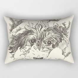 Tillie1 Rectangular Pillow