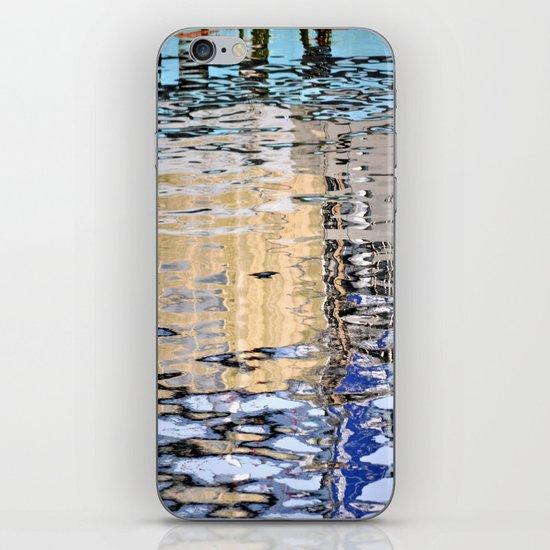 marine reflection iPhone & iPod Skin