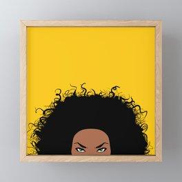 Lola Framed Mini Art Print