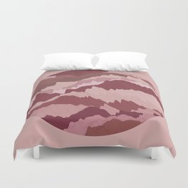 TOPOGRAPHY 007 Duvet Cover