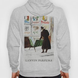 The Art Collector Hoody