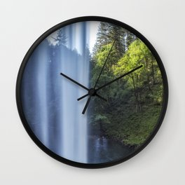 Behind South Falls Wall Clock