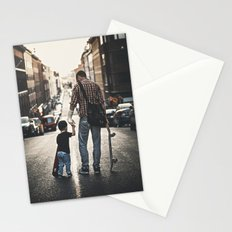 Skateboarders Stationery Cards