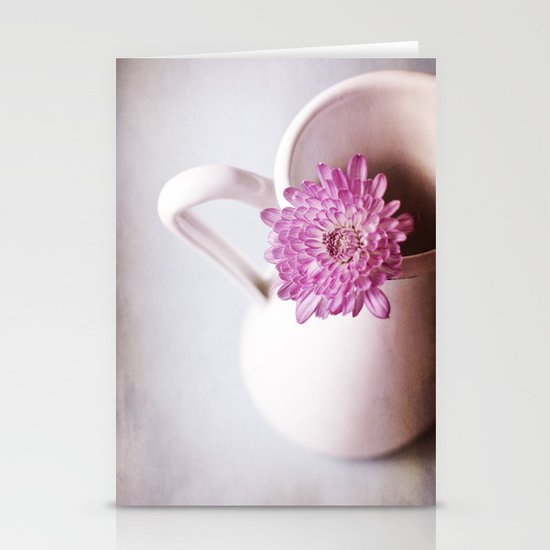 Birthday Flowers  Stationery Cards