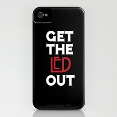 Get the Led Out Slim Case iPhone (4, 4s)