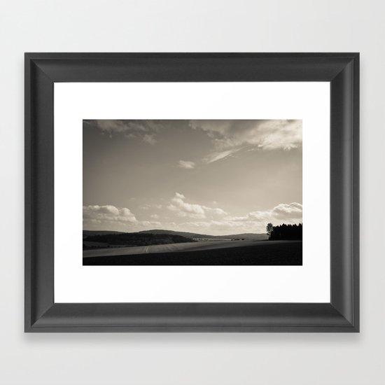 Taunus Framed Art Print
