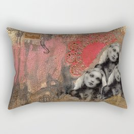 Moirea Rectangular Pillow