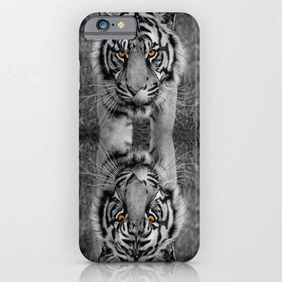 TIGER PORTRAIT iPhone & iPod Case