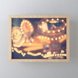 The Carousel Bar Framed Mini Art Print