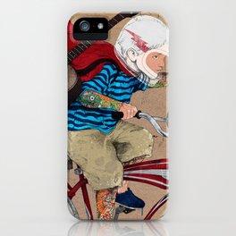 Flash Fiction iPhone Case