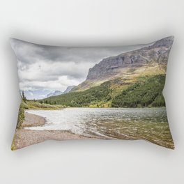 Redrock Lake Rectangular Pillow