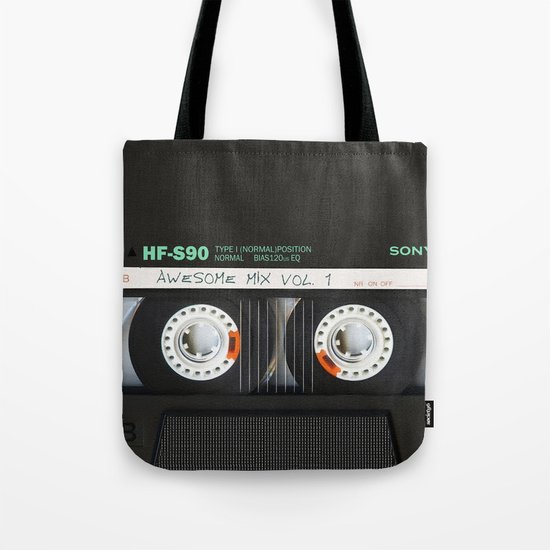 cassette classic mix Tote Bag