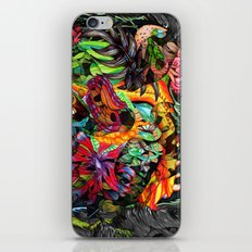 Just another day in the jungle iPhone & iPod Skin