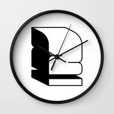 Duno Wall Clock