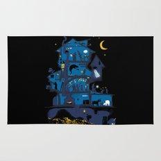 Wizard's Castle Rug