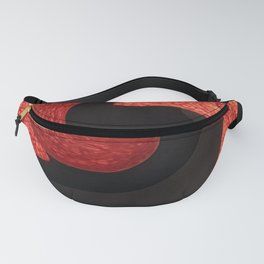 Reds The Chili Peppers Abstract Fanny Pack