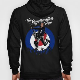 Regeneration Tour: 12 Doctor Who Hoody