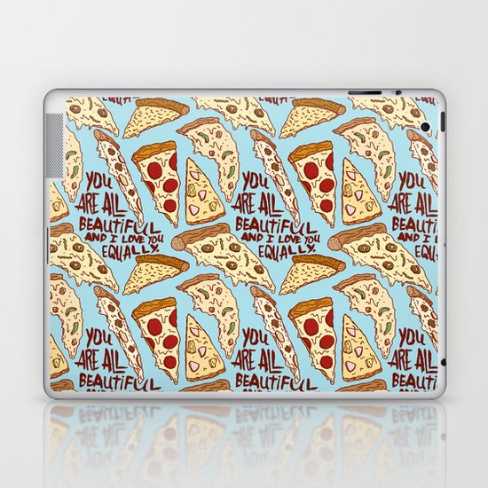 U R BEAUTIFUL Laptop & iPad Skin