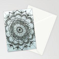 Dream Catcher by Mieke Kristine Stationery Cards
