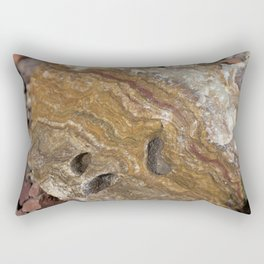 Life in Nature Rectangular Pillow