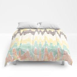 Digital painting Comforters