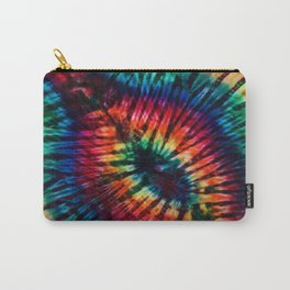 Tye Dye Rainbow Singularity Carry-All Pouch