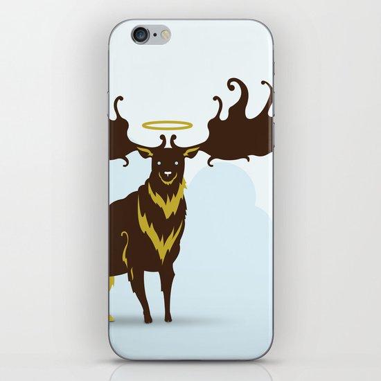 God's Zoo: Irish Elk iPhone & iPod Skin