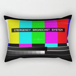 Emergency Systems a Go Rectangular Pillow