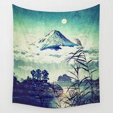 The Midnight Waking Wall Tapestry