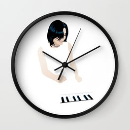 Ireland DJ Wall Clock