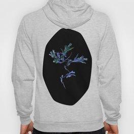 Winter Tree Fractal Hoody