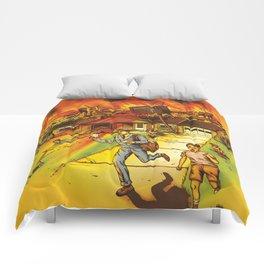 Bad Reception Comforters