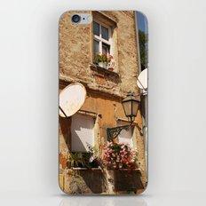 Zagreb, Croatia. War damage. iPhone & iPod Skin