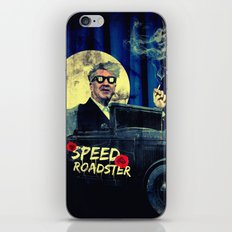 Speed Roadster iPhone & iPod Skin