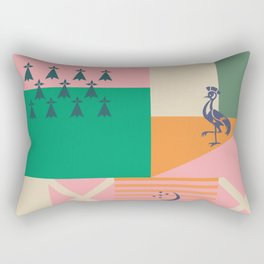 Prosperity Rectangular Pillow