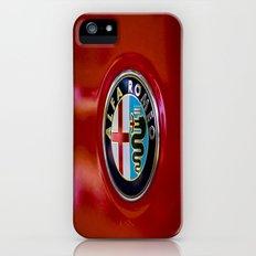 Alfa Romeo iPhone (5, 5s) Slim Case