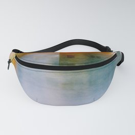 The Second Broken Machine Fanny Pack
