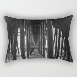Triptic Pier Rectangular Pillow