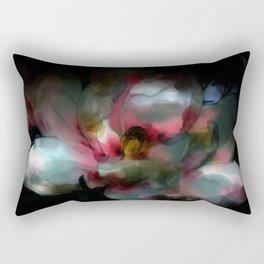 Opalescent Flower One  Rectangular Pillow