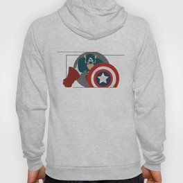 The first avenger Hoody