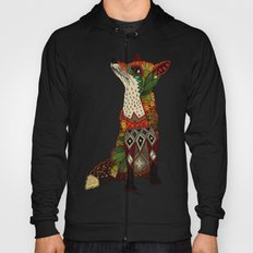 fox love mint Hoody